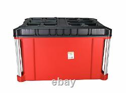 Milwaukee 48-22-8442 2-Drawer Packout Tool Box with Drawer Dividers
