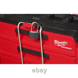 Milwaukee 48-22-8442 PACKOUT 2-Drawer Tool Box BRAND NEW