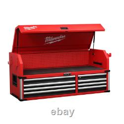 Milwaukee Top Chest High Capacity 56 in. 8-Drawer