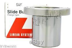 NB SMF60 60mm Slide Bush Ball Bushings Linear Motion Bearings 19882