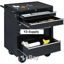 NEW! Industrial 27 5-Drawer Roller Tool Cabinet With Ball Bearing Slide