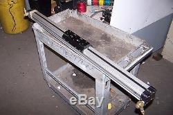 NEW LINTRA 48 LONG LINEAR SLIDE With BALL BEARING BLOCK 36-1/2 TRAVEL