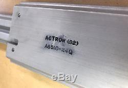 NEW Pair Of Actron Aluminum Mount Slide Ball Bearing Slider 47 Open 24 Closed