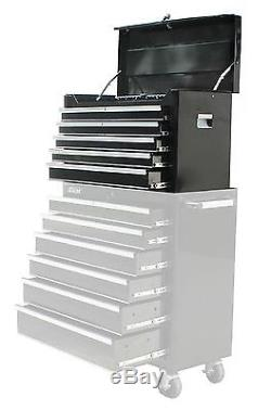 New 36-Inch Metal Tool Chest with 7 Ball Bearing Slide Drawers for Tool Storage