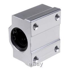 New SCS30UU 30mm Linear Motion Ball Bearing Slide Unit Bushing for CNC 10pcs