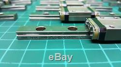Nsk Lu090088tlk1-03kn0 Linear Ball Slide Lot Of 16