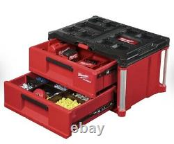 PACKOUT 2-Drawer Tool Box 48-22-8442