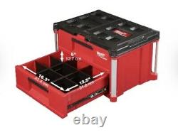 PACKOUT 3 Drawer Tool Box 48-22-8443