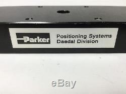 Parker Ball Bearing Slide, Travel 9, Slide Dimensions 12 x 2.625 x 1