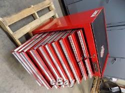 Proto 42 x 27 x 18 Tool Box Roller Cabinet Ball Bearing Slides J442742-11RD