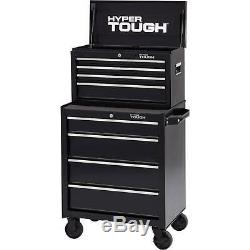 Rolling Tool Cabinet 4 Drawer With Ball Bearing Slides Heavy Duty
