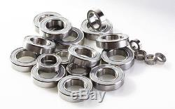 SMP SLIDE Ceramic Ball Bearing Kit by World Champions ACER Racing