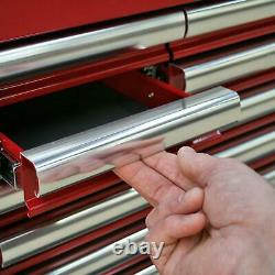 Sealey 8 Drawer Hang On Chest With 45mm Ball Bearing Drawer Slides + Keys