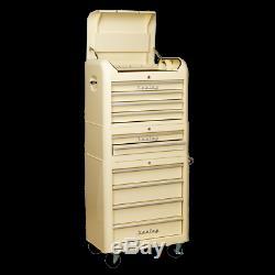 Sealey AP28COMBO2 Retro Style Topchest, Mid-Box & Rollcab Combination