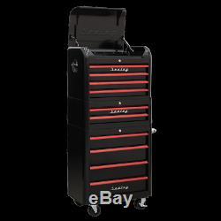Sealey AP28COMBO2BR Retro Style Topchest, Mid-Box & Rollcab Combination
