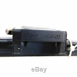 THK HSR20 58.25 Linear Rail Assembly with HSR20 2.75L Ball Bearing Slide Block