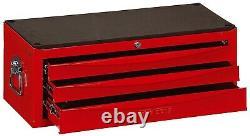 Teng Tools TC803SV 3 Drawer 8 Series SV Middle Box With Ball Bearing Slides