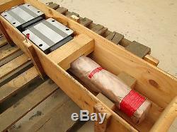 Thk LM Guide / Linear Ball Bearing Slides, P/n Hsr85lb2kk+1670lp Newsurplus