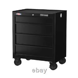 Tool Box Organizer With 4 Chest Drawers Steel Rolling Tool Cabinet 1000 Series