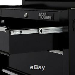 Tool Box Storage 4-Drawer Rolling Tool Cabinet with Ball-Bearing Slides, 26