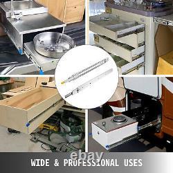 VEVOR Heavy Duty Drawer Slides, 500lbs Ball Bearing Drawer Slides 10-60 With Lock