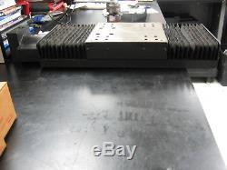 Wesel Model 325 Ball Screw Slide WithLinear Bearing CNC Machinist