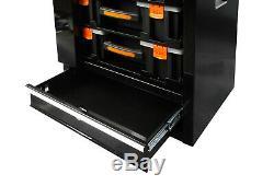 Work Truck or Van Tool Chest Jobsite Box Portable Mechanics Workshop Storage NEW